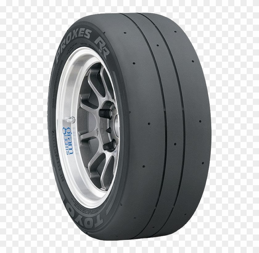 Race Ready Off The Shelf With A 4/32 Inch Deep Tread, - Toyo Proxes Rr Clipart #751144