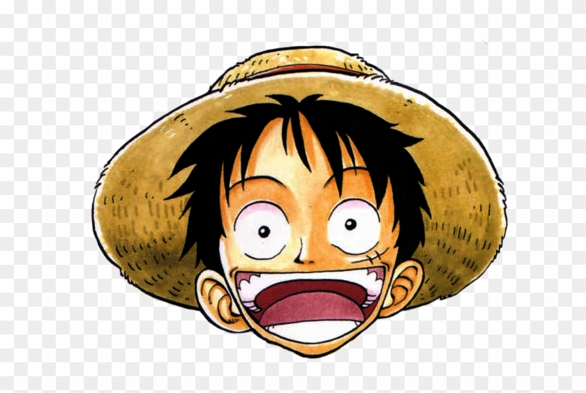 Kepala One Piece Png - One Piece Clipart #751333