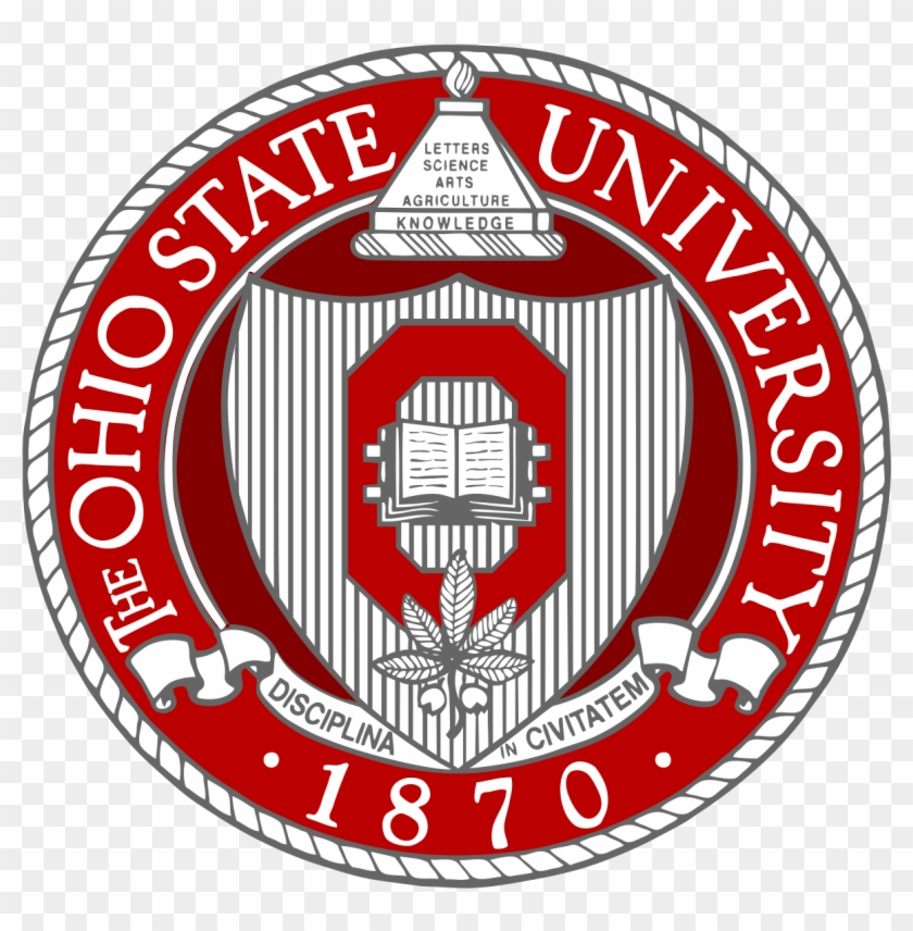 Ohio State University Seal Clipart@pikpng.com