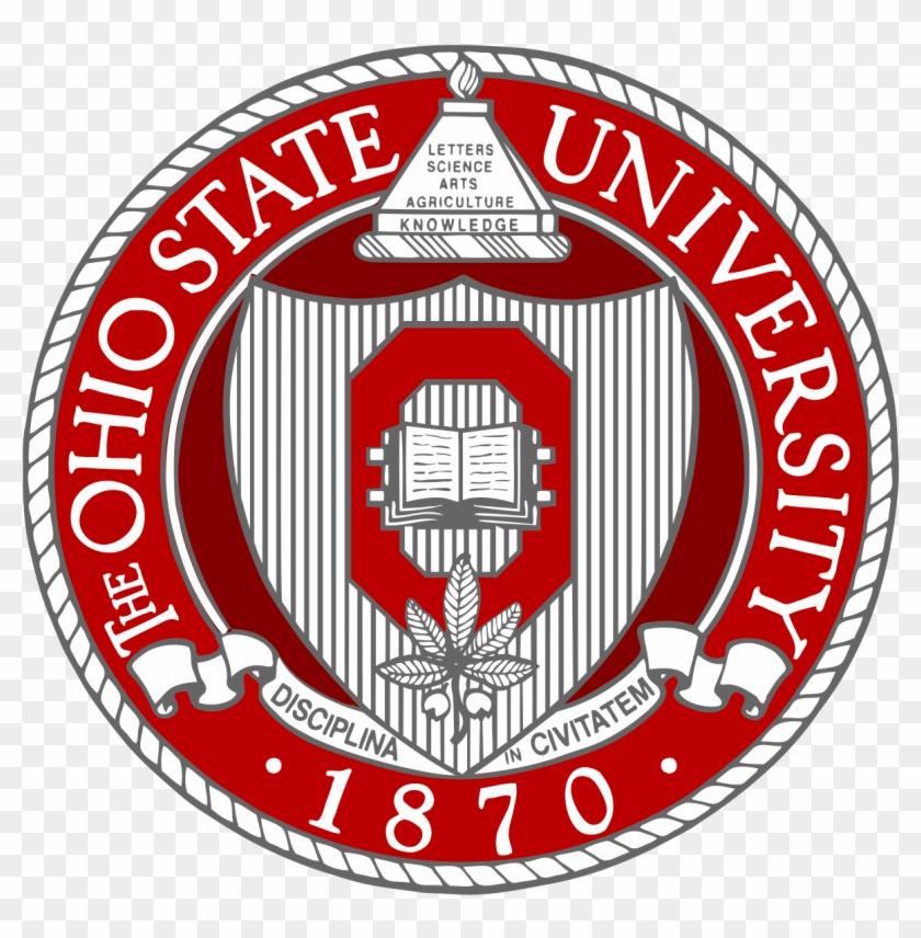 Ohio State University Seal Clipart #753074