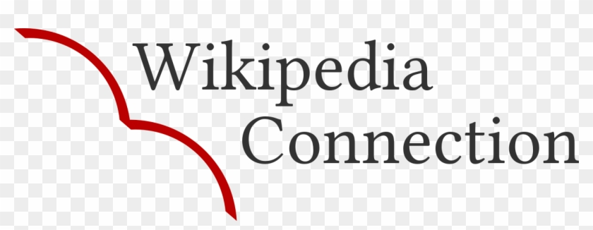 Wikipedia Connection Logo - Calligraphy Clipart #753364