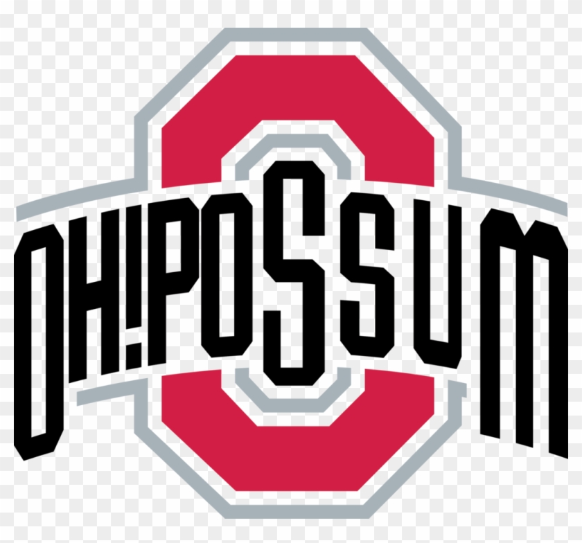 I Was Driving Down The Road One Day - Ohio State Buckeyes Clipart #753979