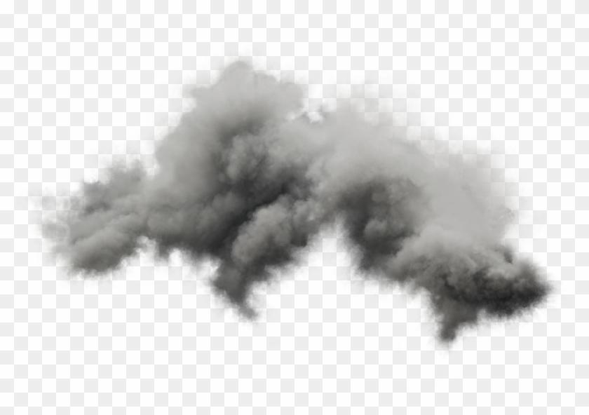 Cloud Sticker - Smoke Clipart #754083