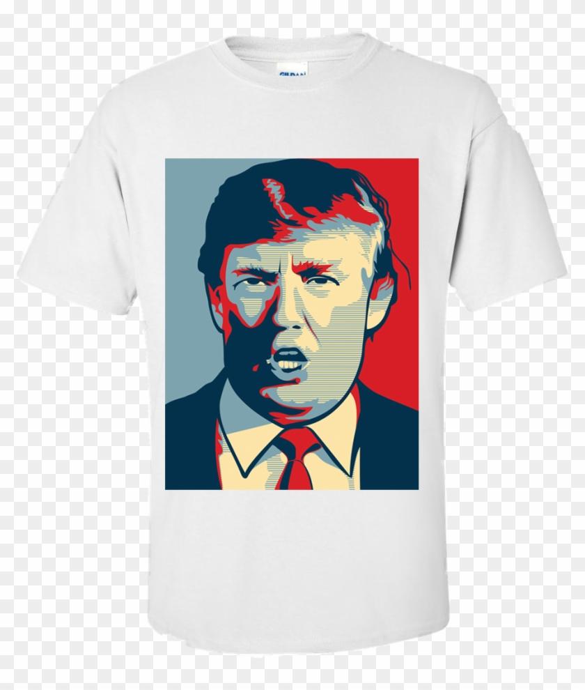 Loading Zoom - Donald Trump Shepard Fairey Clipart #757562