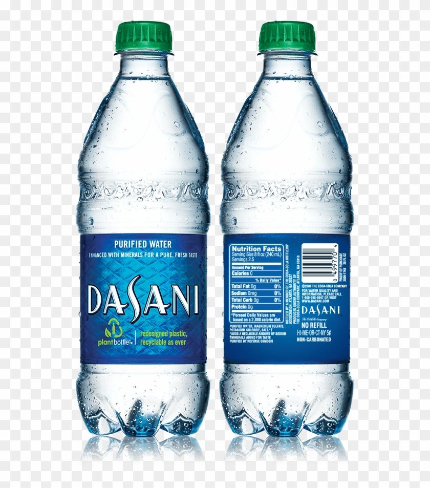 545 X 873 3 0 - Dasani Water Bottle Oz