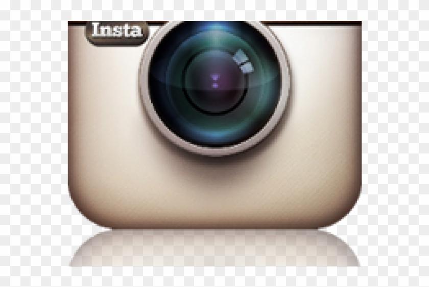 Instagram Icon Clipart #761968