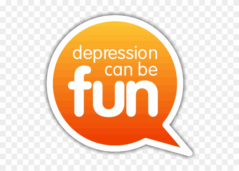 Depression Can Be Fun - Fun Clipart (#764053) - PikPng