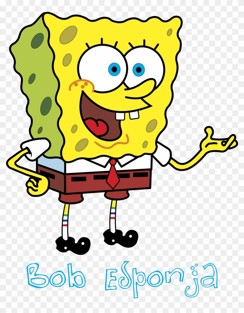 Bob Esponja Logo Png Transparent Bob Esponja Png Clipart
