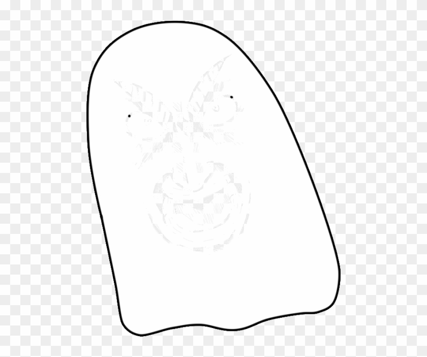 Cute Ghost - Cute Ghost Transparent Clipart #769474