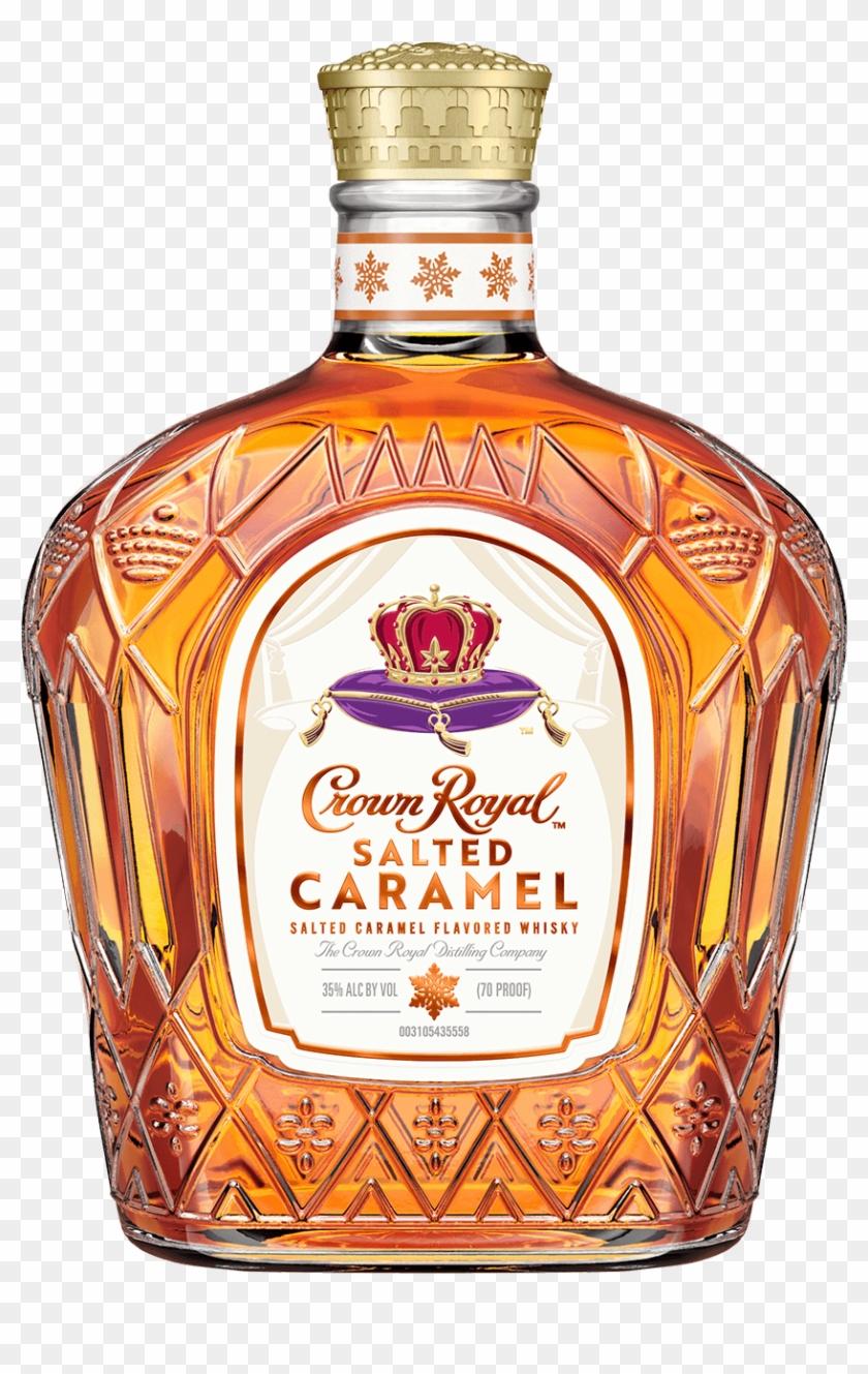 Crown Royal Black - Salted Caramel Crown Royal Clipart #771836