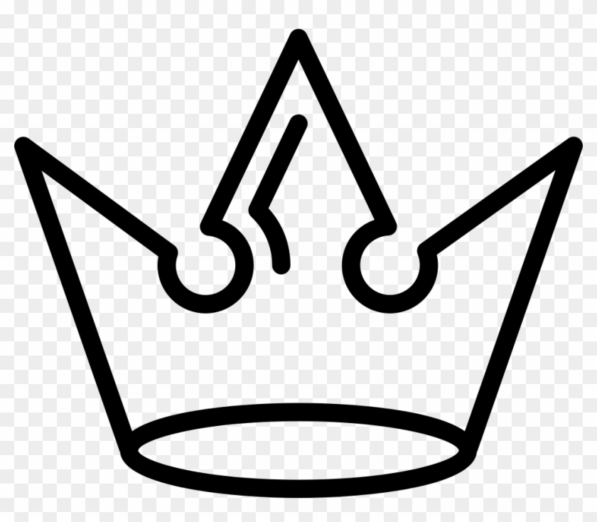 Crown Of Royal Design Comments - King Crown White Png Clipart #772954