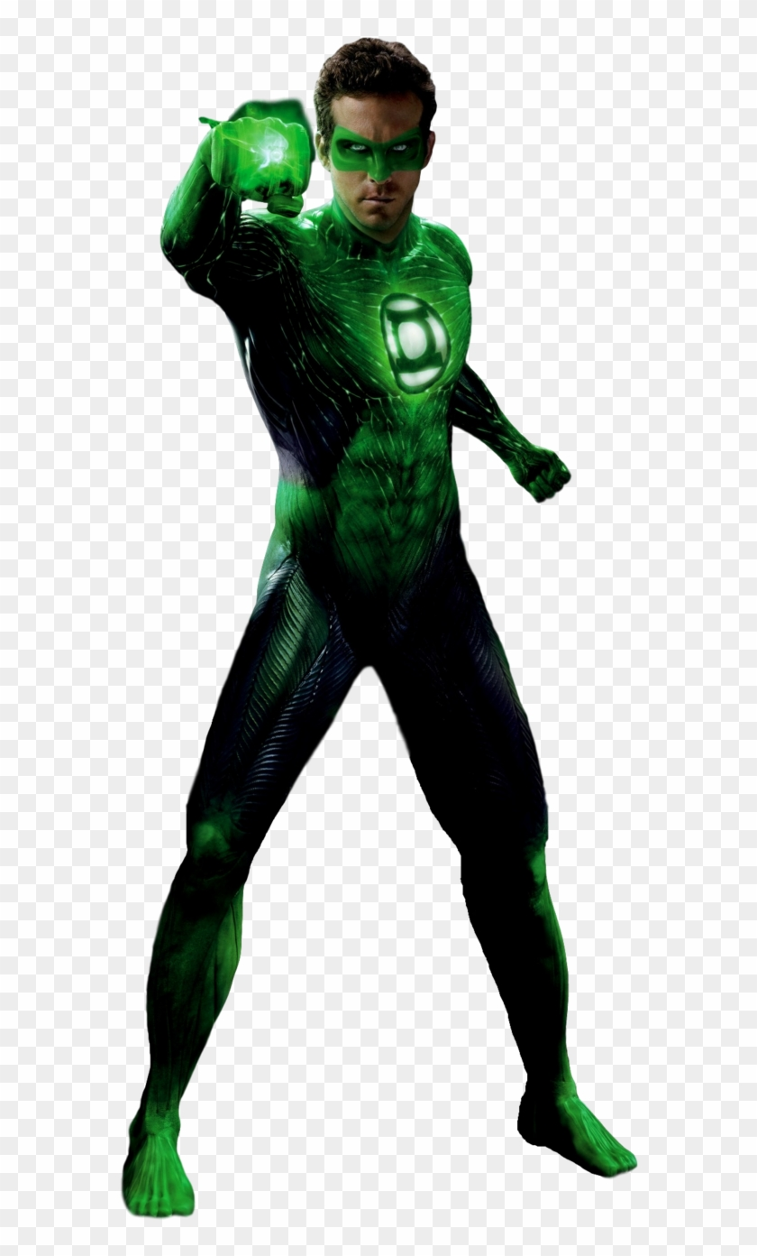 Green Lantern Png - Green Lantern Full Body Clipart #773091