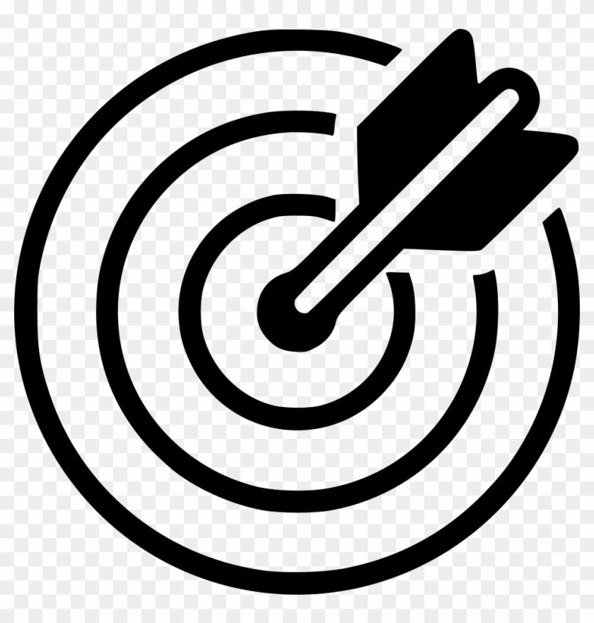 Target Png Icon Circle Transparent Png 774367 Pikpng