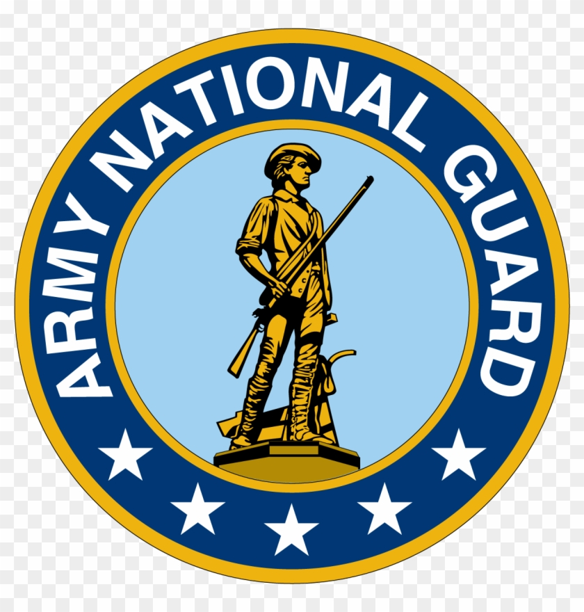 Army National Guard Logo - United States Army National Guard Clipart #779225