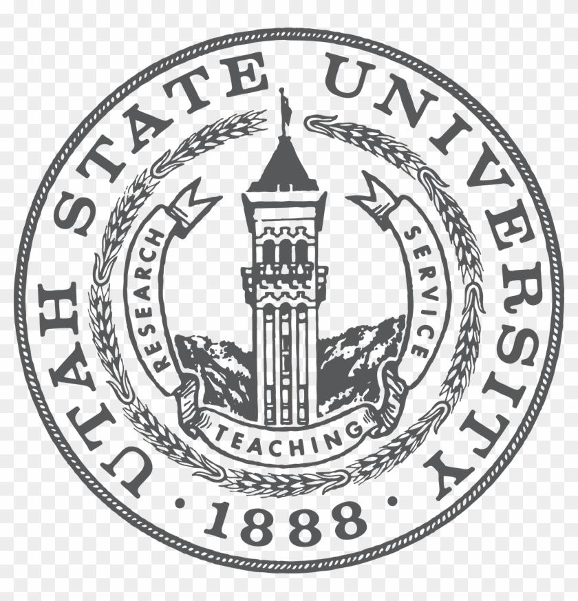 Presidential Seal - Utah State University Seal Clipart #780591