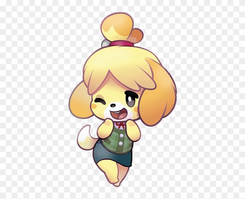 Isabelle From Animal Crossing Stickers And More Animal