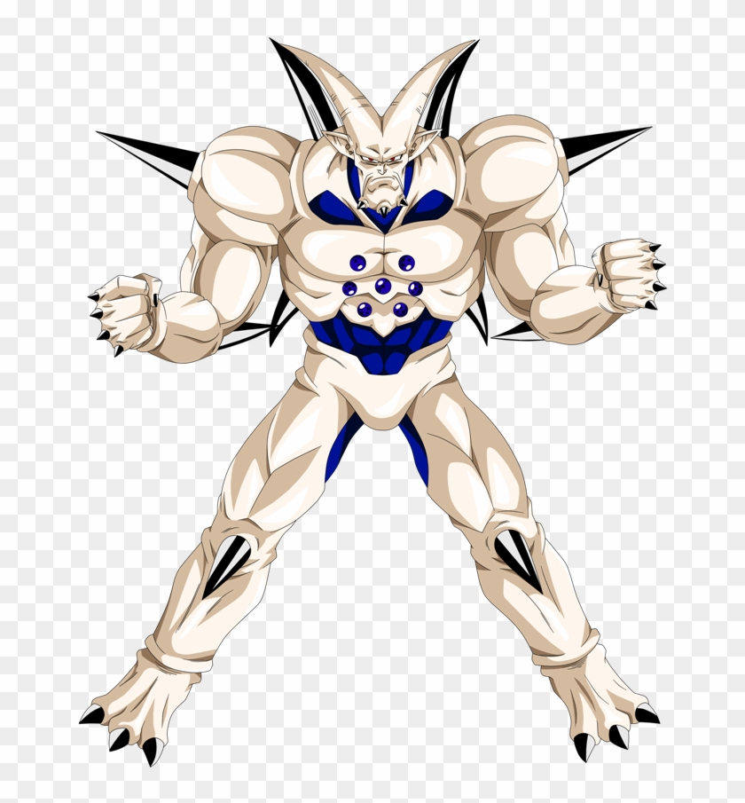 Omega Shenron - Dragon Ball Characters Project Clipart #792316