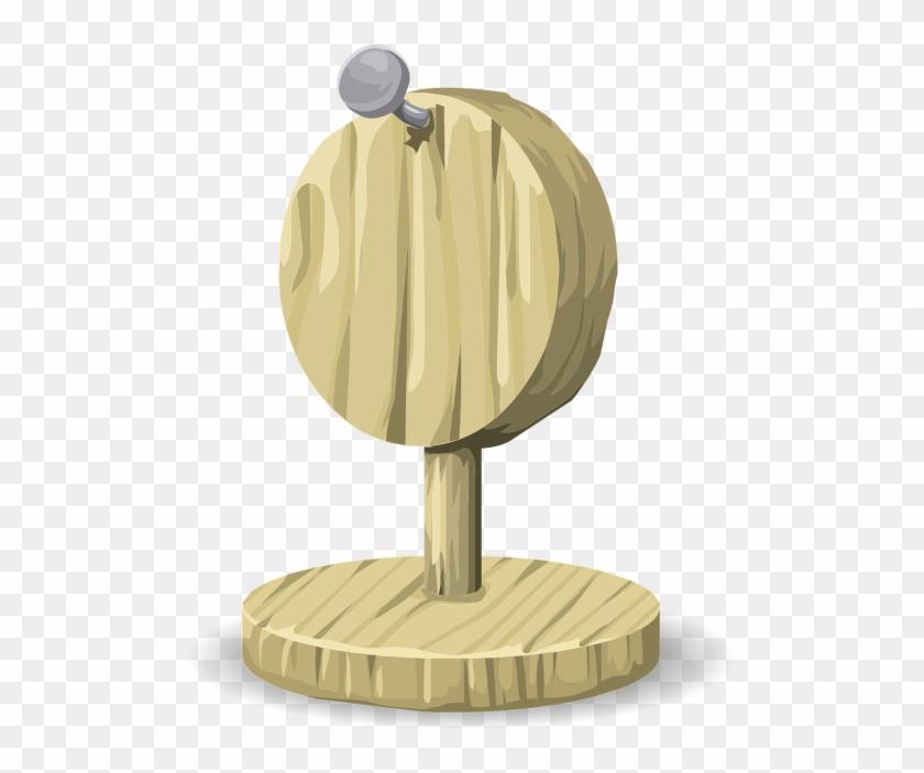 Sign Post,wooden - Wooden Nails Png, Transparent Png #793508