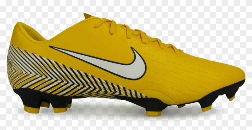 Nike Men's Mercurial Vapor 12 Pro Neymar Jr Fg Amarillo/white/black - Nike Mercurial Vapor Xii Academy Neymar Fg Clipart #796920