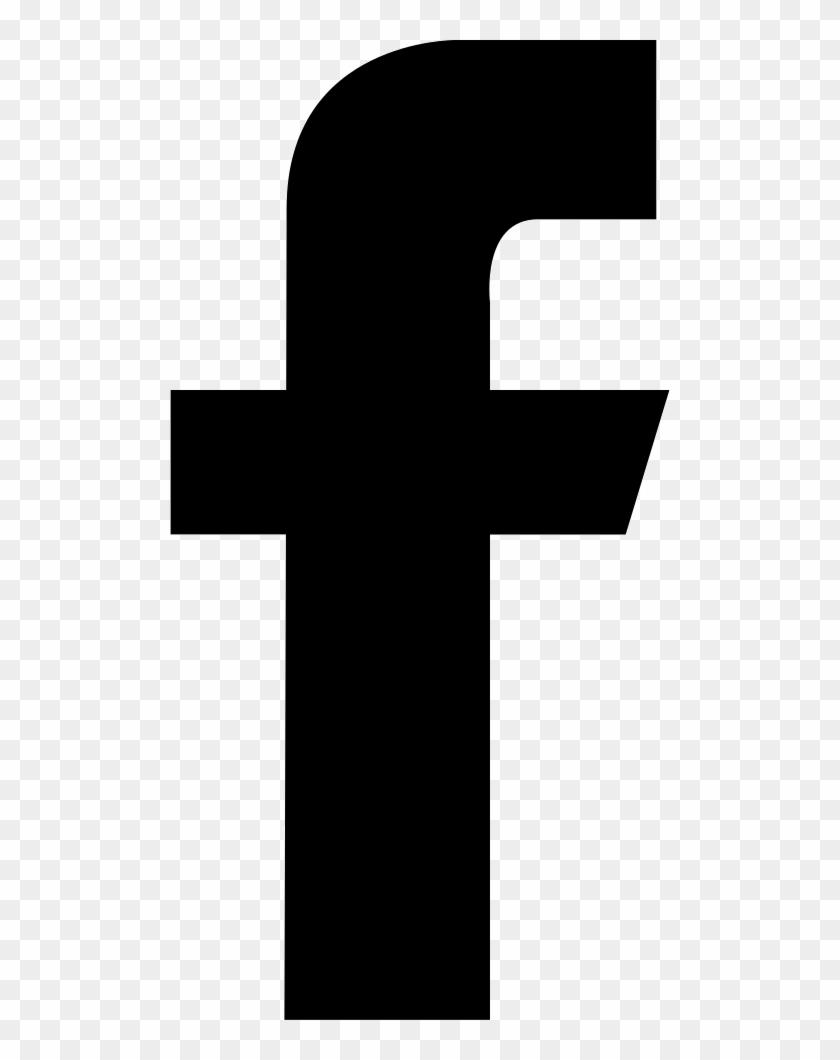Facebook Logo Svg Png Icon Free Download - Facebook Logo Icon Svg Clipart #81012