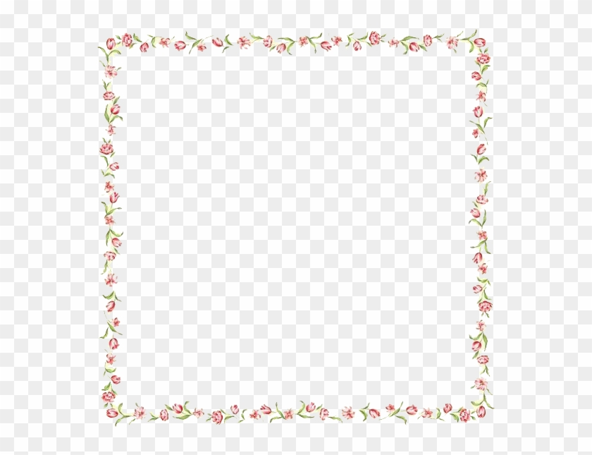 Picture Frame Clip Art - Colorful Border Design Simple - Png Download #83204