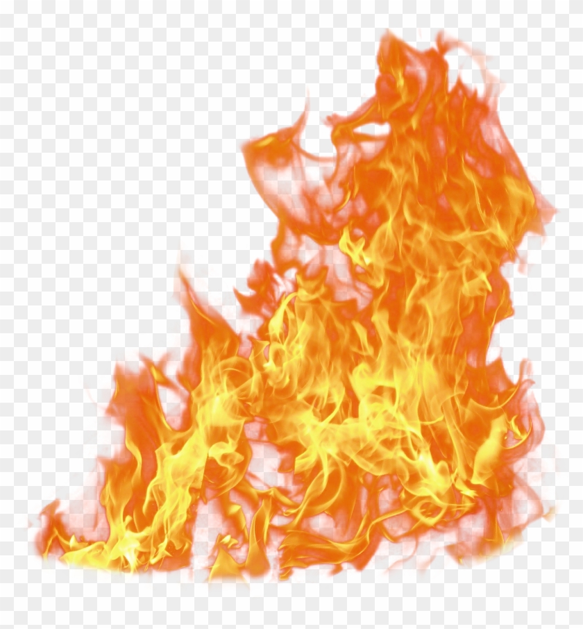 Flame Fire Png - Flames Png Clipart #84354