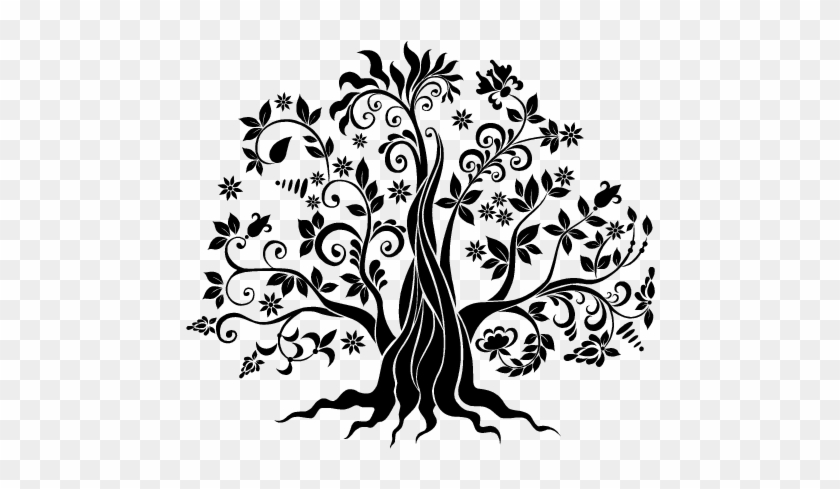 Free Tree Of Life, Download Free Clip Art, Free Clip - Transparent Tree Of Life Png #86057
