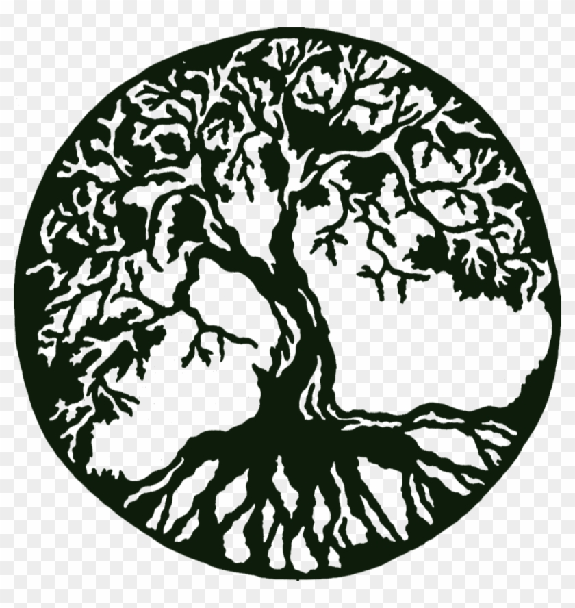 Shop Clip Art Free Download - Tree Of Life Tattoo Design - Png Download #86550