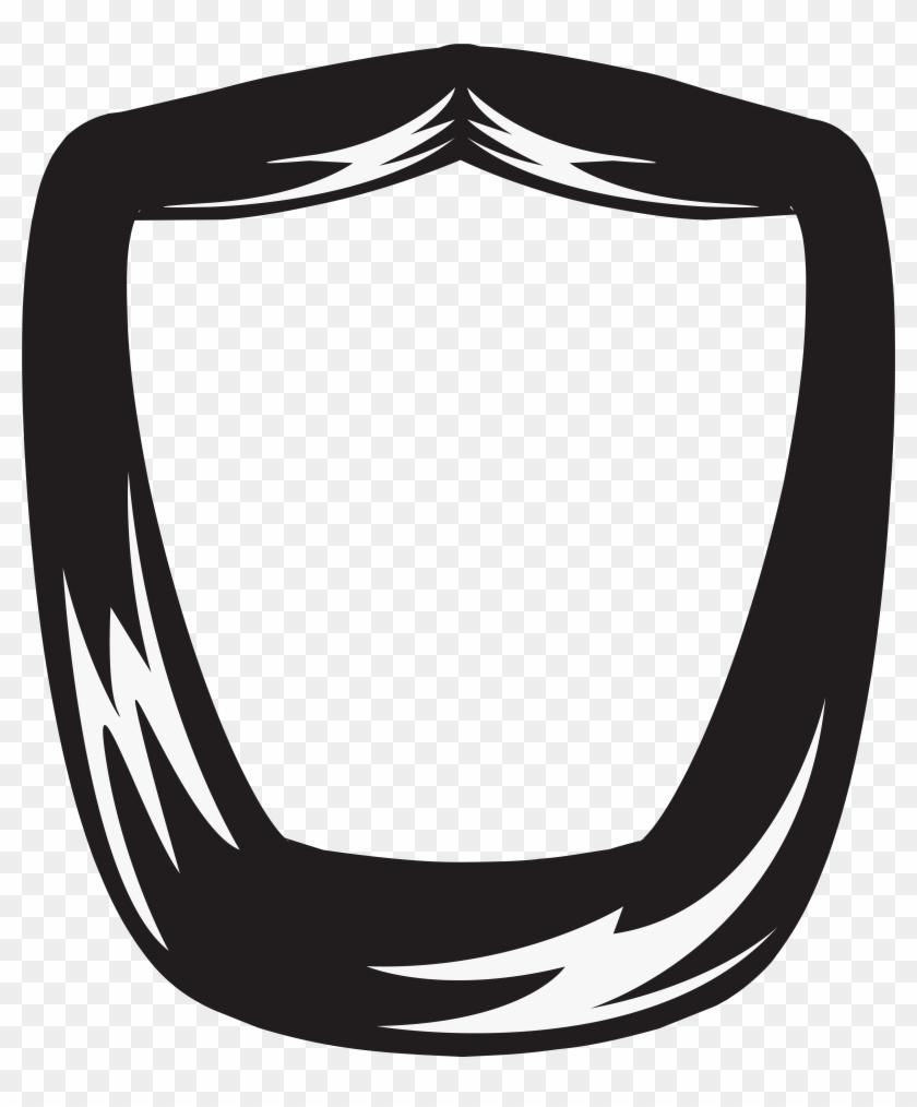 Movember Beard Png Picture - Illustration Clipart #87824