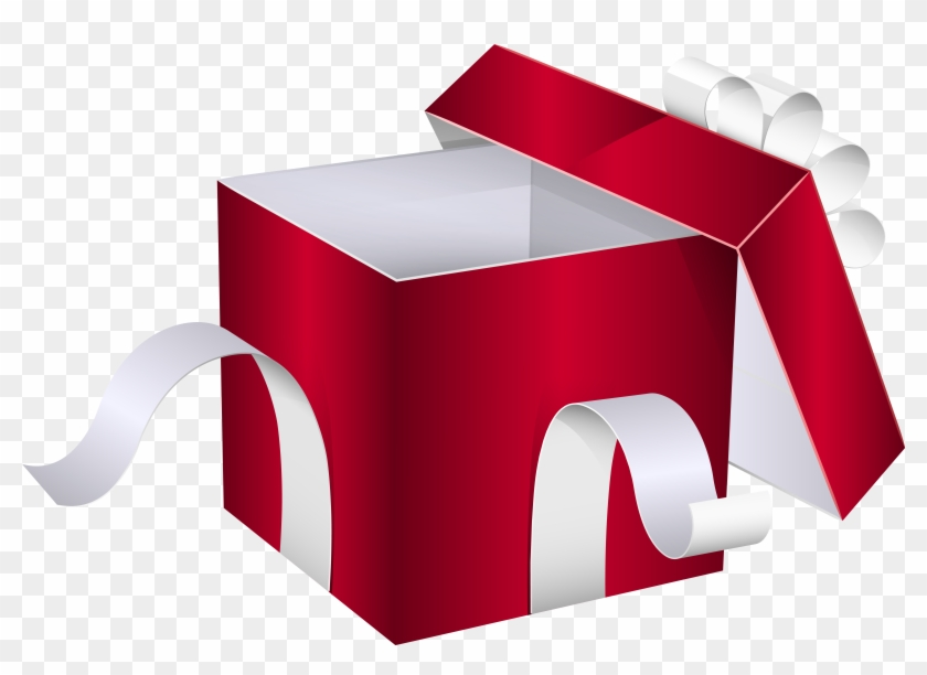 Open Present Box Png Open Gift Box Png Clipart 89416 Pikpng