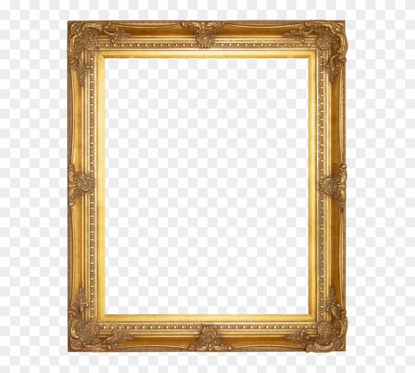 Ornate Frames Gold Baroque Frame