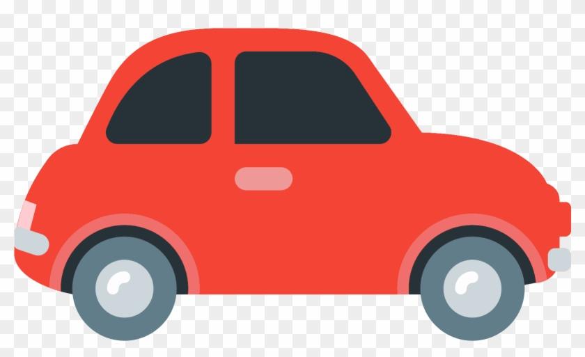 Car Emoji Png - Icon Car Emoji, Transparent Png #809078