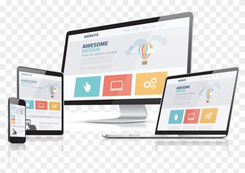 Web Design - Web Site Making Design Clipart #809523