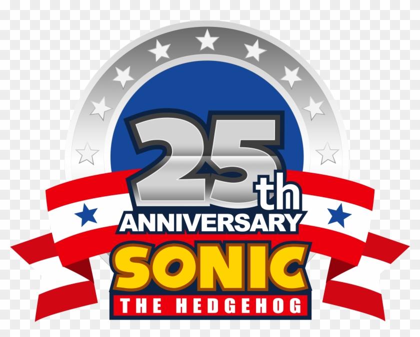Anniversary Sonic - Graphic Design Clipart #809696