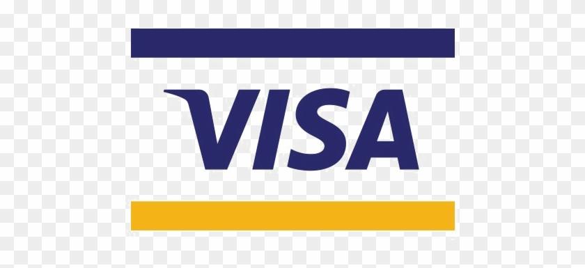 Visa Png - Transparent Background Visa Logo Clipart (#8) - PikPng