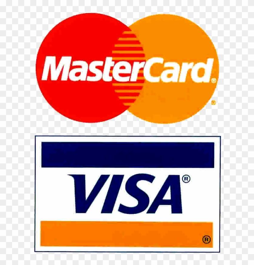 Master Visa Png - Visa And Master Card Clipart #810098