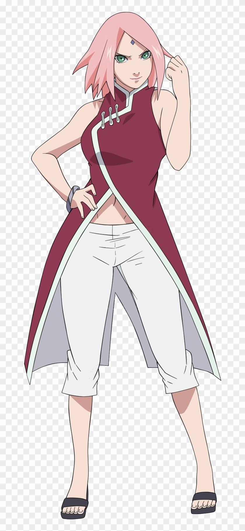 Anime Boruto Naruto Haruno Sakura Vector Sakura Sakura