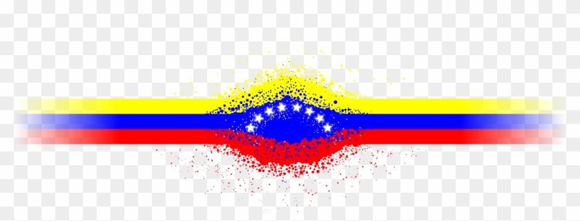 3000 X 1007 6 Franja De La Bandera De Venezuela Hd Png