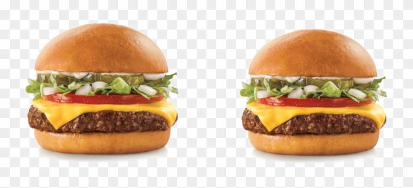 Chicken Burger Download Transparent Png Image - Sonic Mushroom Burger Clipart #820623