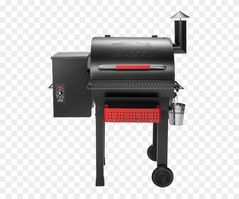 Traeger Renegade Elite Bbq Grill Features And Benefits - Traeger Elite Clipart #821083