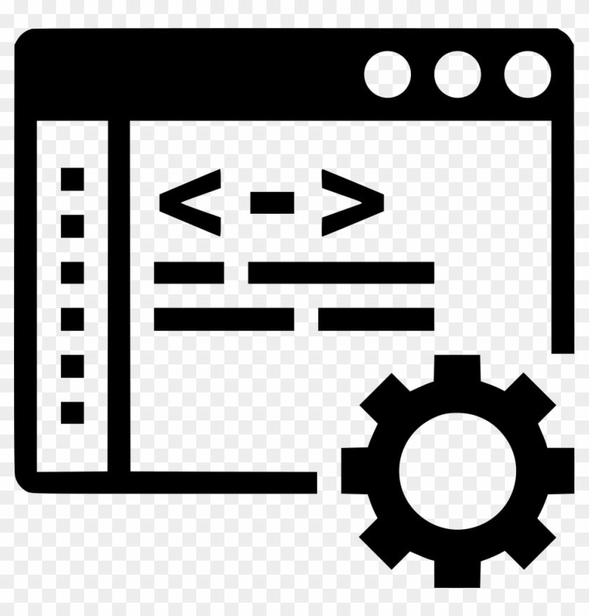 Web Development Svg Png Icon Free Download - Web Development Icon Png Clipart #827032