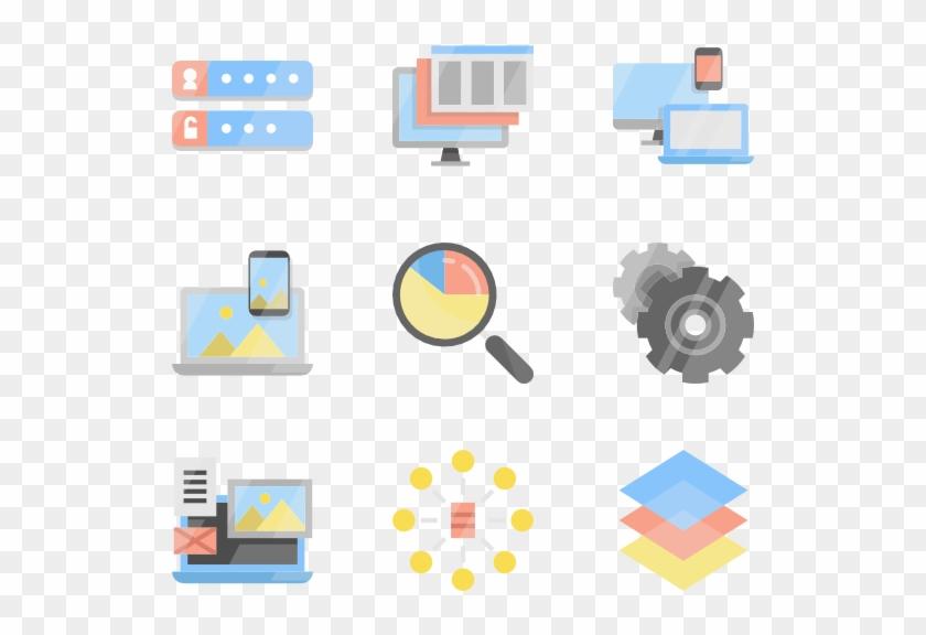 Web Design Set - Content Flaticon Clipart #827131