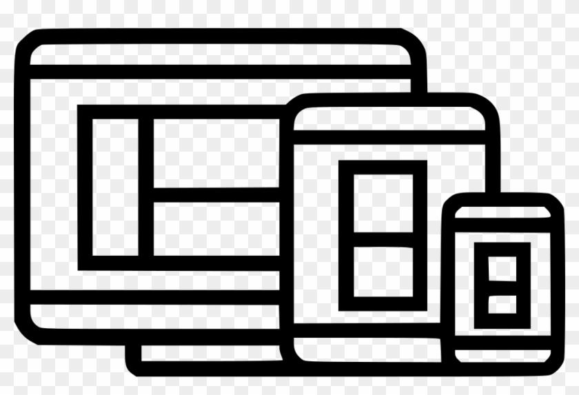 Responsive Web Design Comments Clipart #827400
