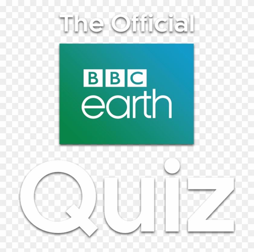The Official Bbc Earth Quiz Will Test The Knowledge - Bbc Earth Clipart #827488