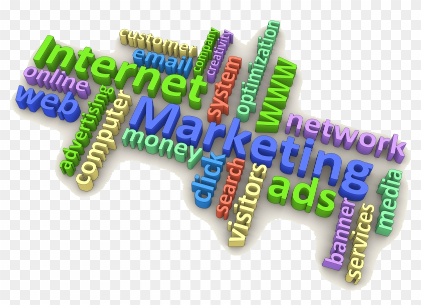 Online Marketing Png Clipart - Marketing Clipart Png Transparent Png #830348
