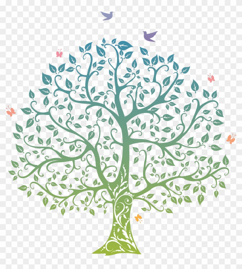 Family Tree Png Picture - Tree Of Life Clipart #835558
