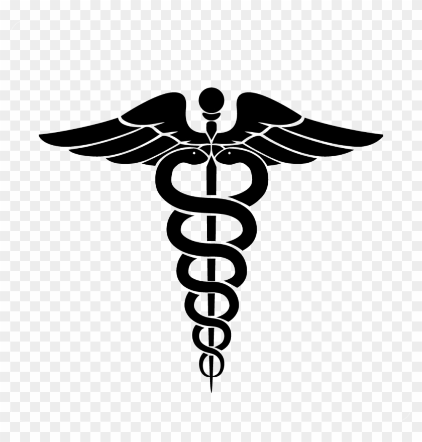 Medical Symbol Decal Style - Doctor Logo Clipart #837189
