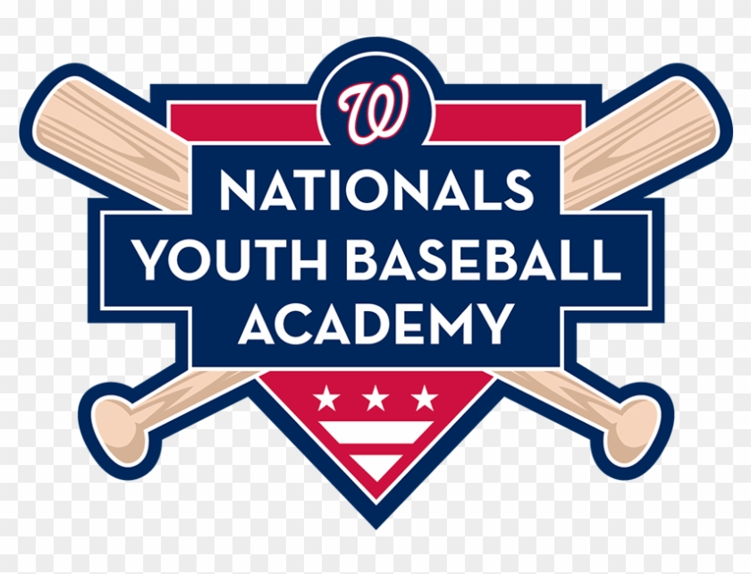 Washington Nationals Youth Baseball Academy Clipart #837450