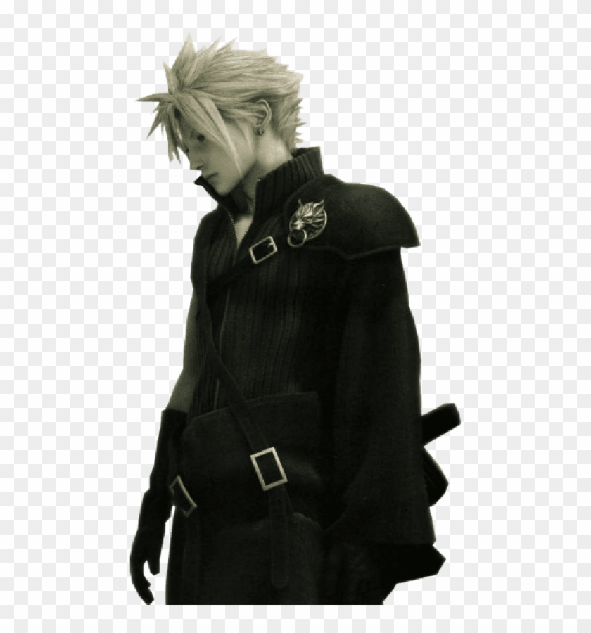 Free Png Download Final Fantasy 7 Cloud Movie Png Images