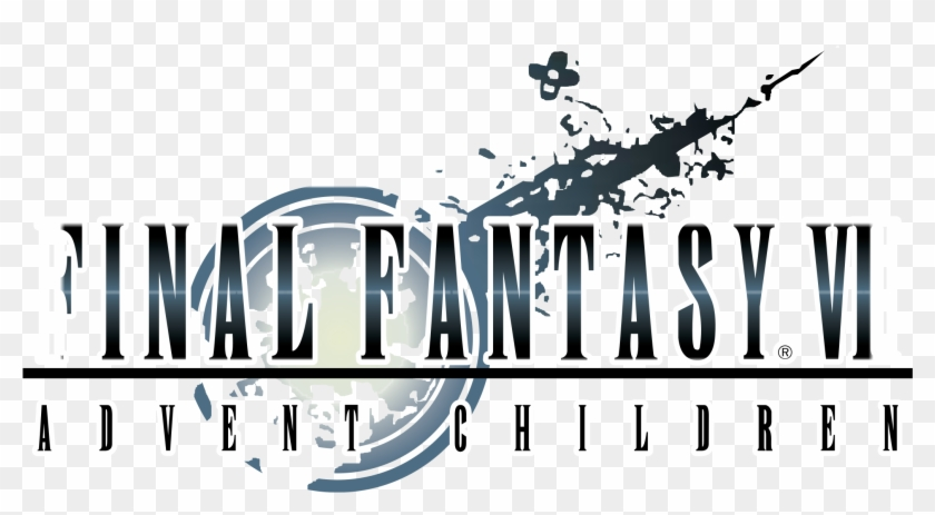 Final Fantasy Vii Advent Children Logo Png Transparent Final